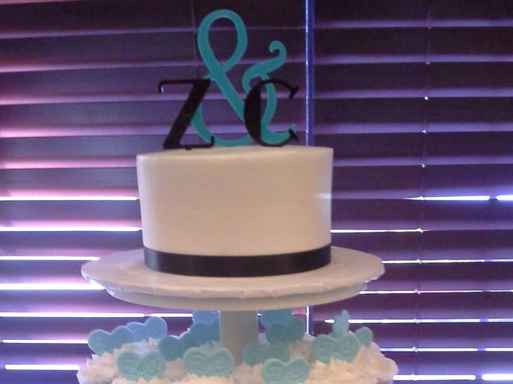 Tmx 1452214347530 20151011170908 Davenport wedding cake