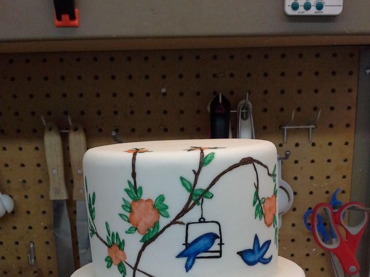 Tmx 1452214628520 20150914094939 Davenport wedding cake