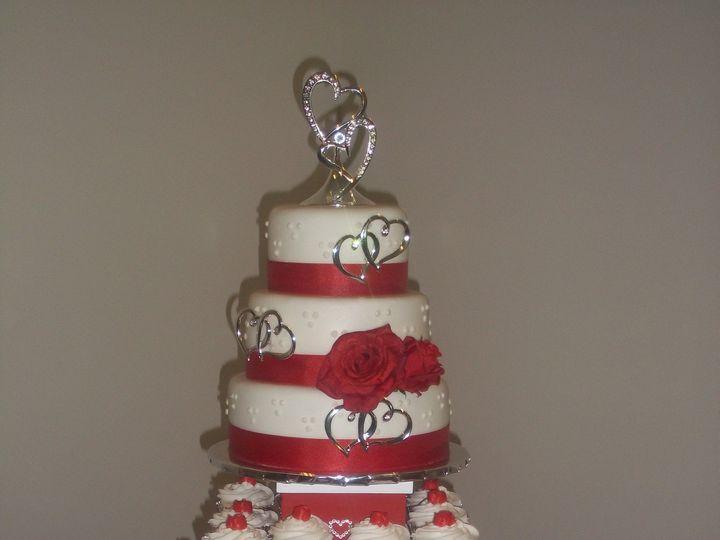 Tmx 1452214792621 1001890 Davenport wedding cake