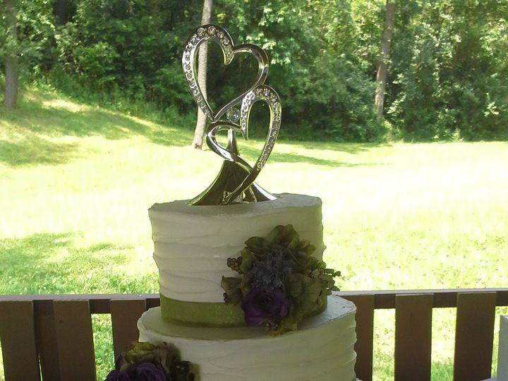 Tmx 1452215029114 20150627133734 Davenport wedding cake