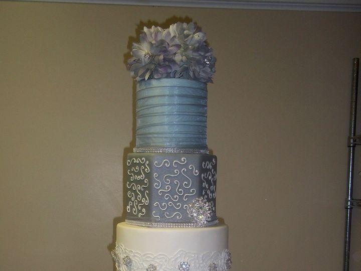 Tmx 1452215047983 1001848 Davenport wedding cake