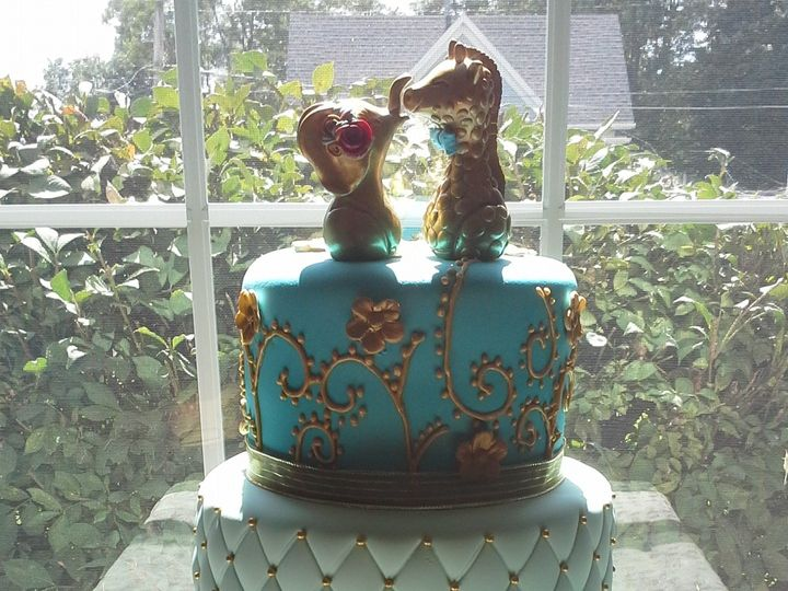 Tmx 1489363939721 20160903125817 Davenport wedding cake