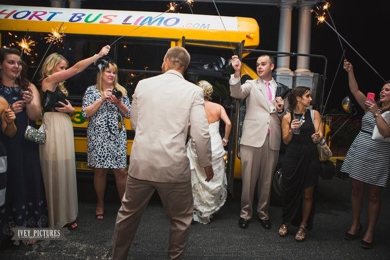 Yellow bus service