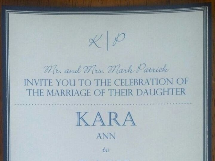 Tmx 1383003479907 9935893908543976909781610472242 Roseville, CA wedding invitation