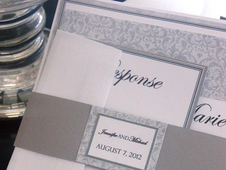 Tmx 1383004156581 Dsc0655 Roseville, CA wedding invitation