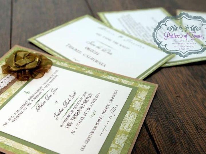 Tmx Il 794xn 650148130 O6pt 51 552936 1560743130 Roseville, CA wedding invitation