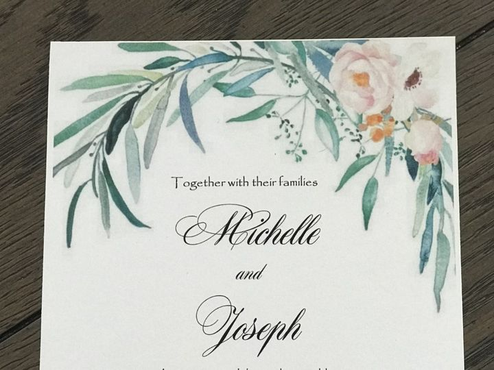 Tmx Thumbnail Img 7539 51 552936 1560743156 Roseville, CA wedding invitation