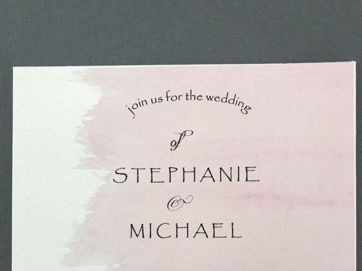 Tmx Thumbnail Img 7544 51 552936 1560743160 Roseville, CA wedding invitation