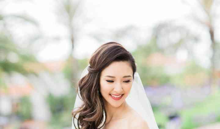 Wedding Hair by Jillian Rae