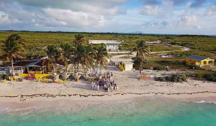 Anegada Weddings of Keith's Exquisite Touch