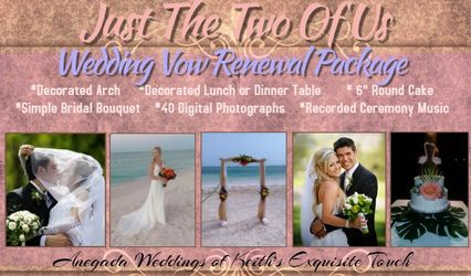 Anegada Weddings of Keith's Exquisite Touch 1