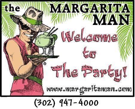 The Margarita Man of Delaware Party Rentals