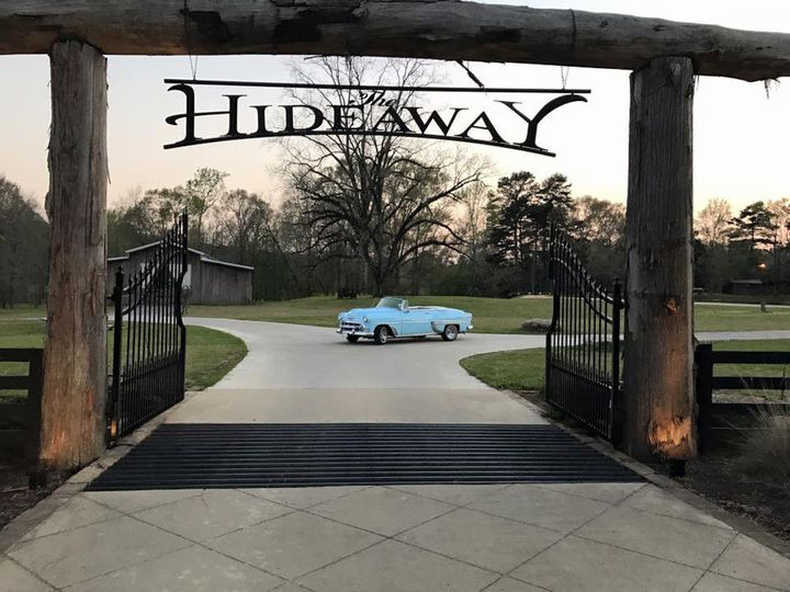 The Hideaway at Reed's Estate