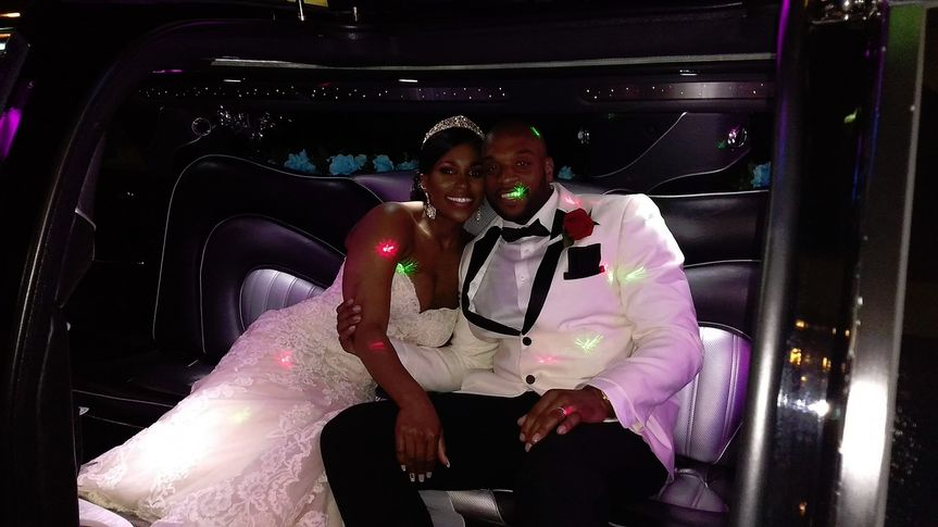 Daytona wedding limos
