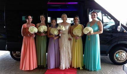 Elegant Limousines & Wedding Services 1