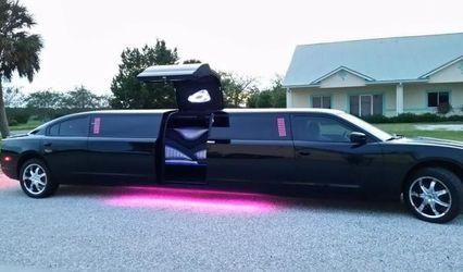 Elegant Limousines & Wedding Services 3