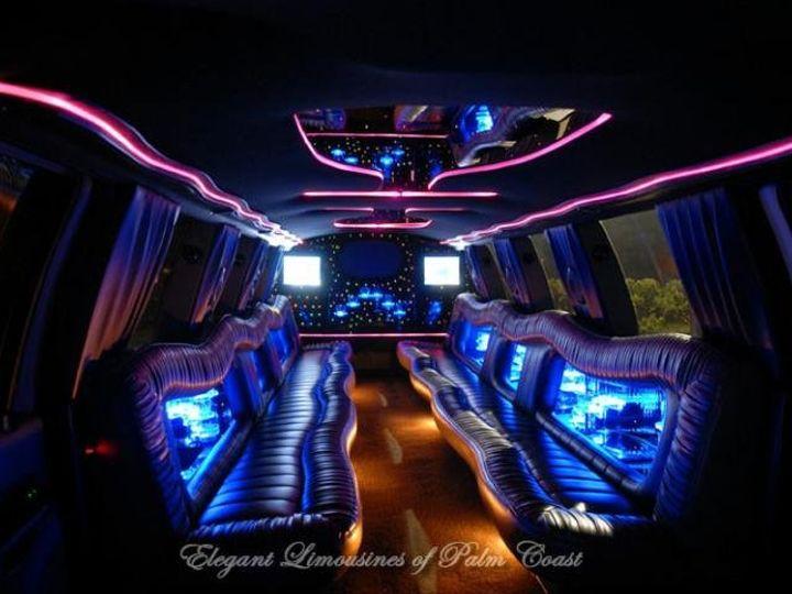 Tmx 1360249529161 InsideExcursionLimosinDaytonaop720x481 Daytona Beach, FL wedding transportation