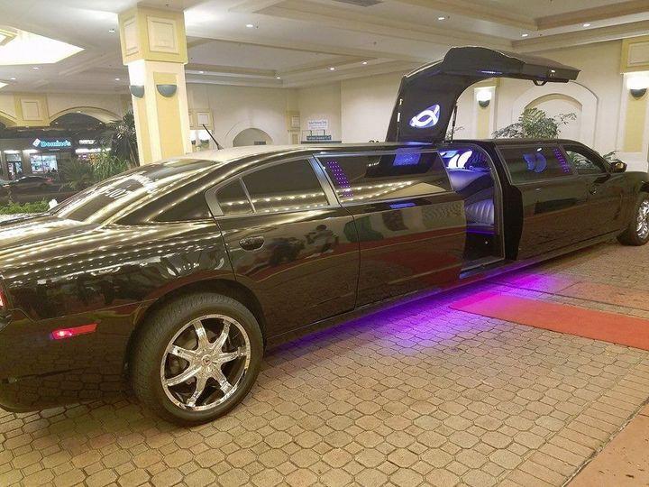 Tmx Charger At Hilton Daytona Beach2 51 75936 1561558088 Daytona Beach, FL wedding transportation