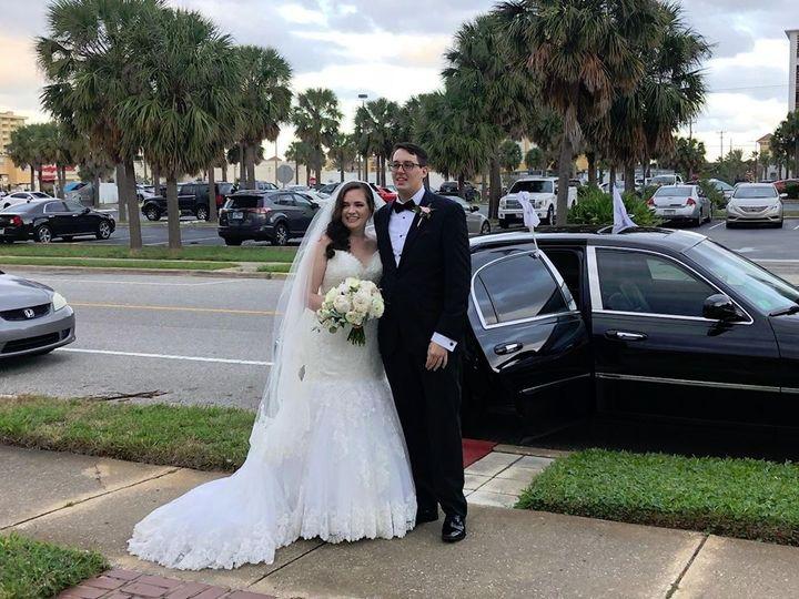 Tmx Daytona Weddings 51 75936 1561565411 Daytona Beach, FL wedding transportation