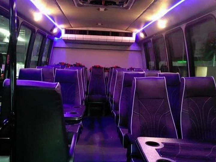 Tmx Interior Luxury Coach 51 75936 1561558090 Daytona Beach, FL wedding transportation