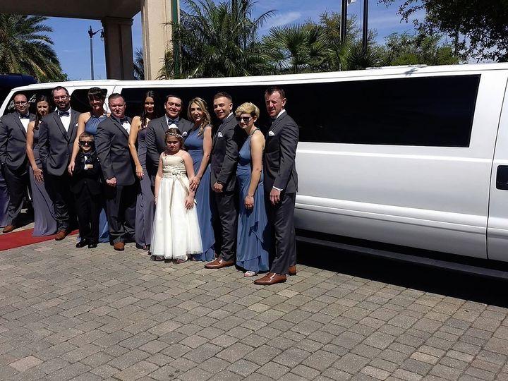Tmx Palm Coast Limos 51 75936 1561565413 Daytona Beach, FL wedding transportation