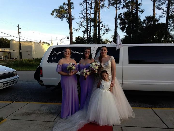 Tmx Palm Coast Wedding Limos  51 75936 1561565426 Daytona Beach, FL wedding transportation