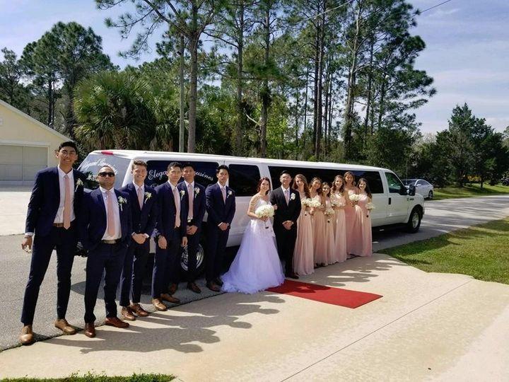 Tmx Palm Coast Wedding Limos 51 75936 1561565423 Daytona Beach, FL wedding transportation