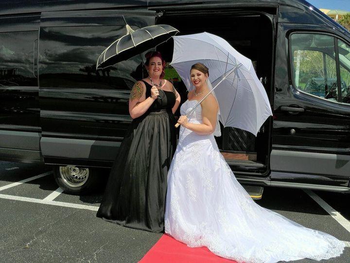 Tmx Ponce Inlet Wedding Limos 51 75936 1561565418 Daytona Beach, FL wedding transportation