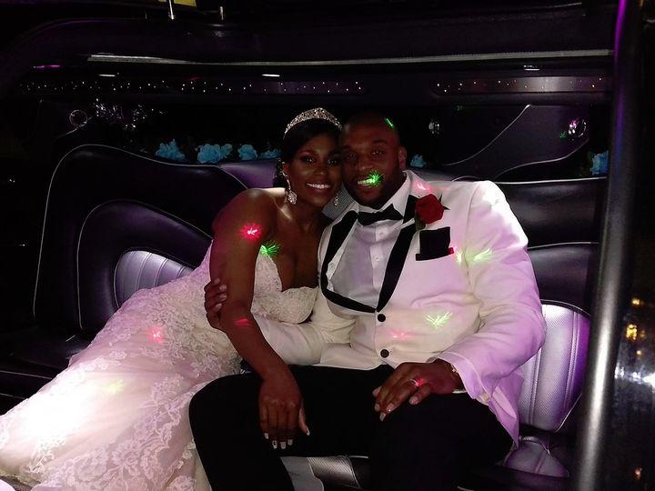 Tmx St Augustine Wedding Limos 51 75936 1561565403 Daytona Beach, FL wedding transportation