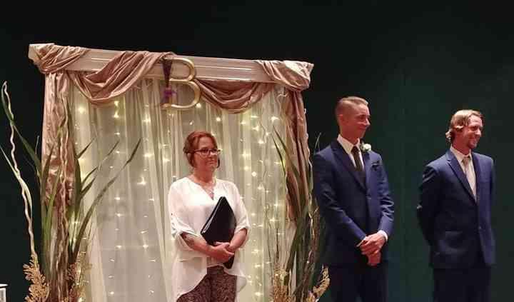 Wedding Ceremony Designs by Susan