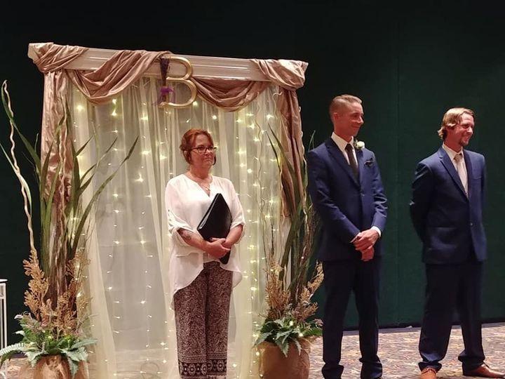 Tmx 1534720004 E3125eb9e892248f 1534720003 45fb73c4ec00438b 1534720004985 2 Ceremony Titusville wedding officiant