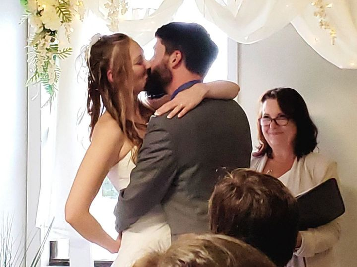 Tmx The Kiss 51 1006936 159659008526668 Titusville, FL wedding officiant