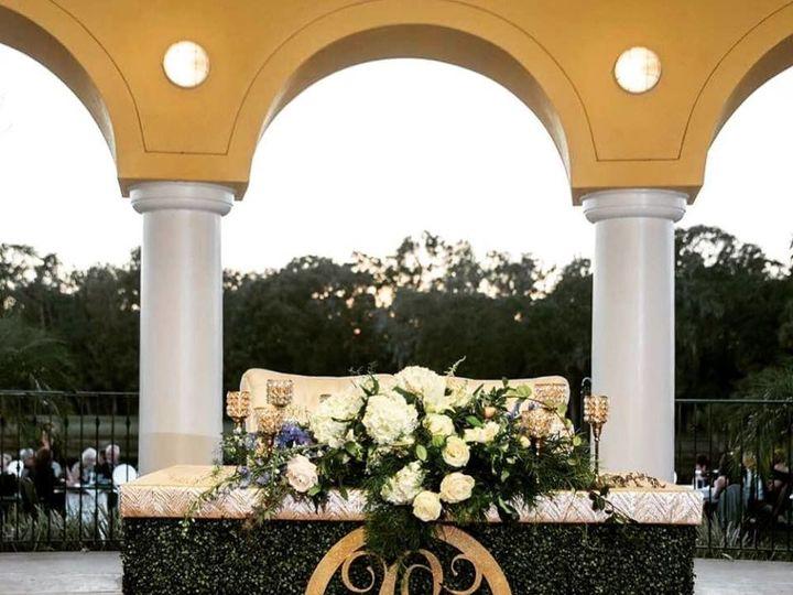 Tmx 1534966270 9eb8c4698bc82b21 1534966269 8a59e75a7f8e62d7 1534966268068 3 Shannon Sweetheart Tampa wedding florist