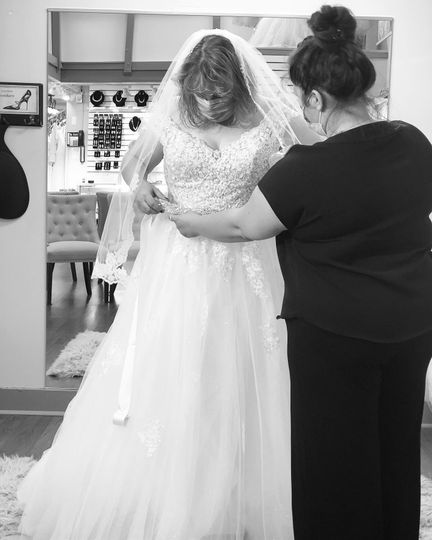One on one Bridal Consultation