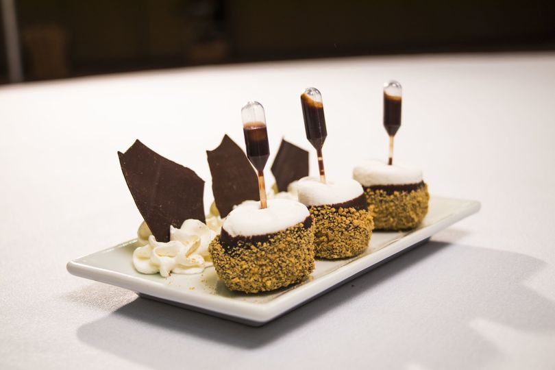 Individual s'mores