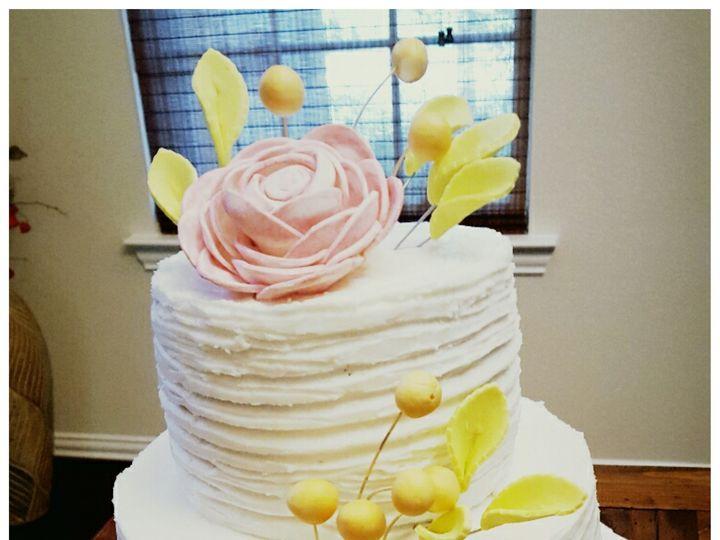 Tmx 1478110174808 Photogrid1439828385635 Katy, TX wedding cake