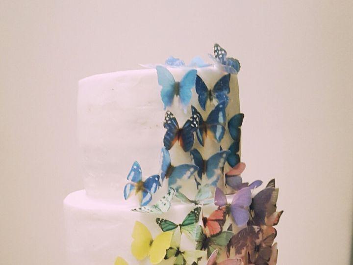 Tmx 1478110224915 Photogrid1443312934358 Katy, TX wedding cake