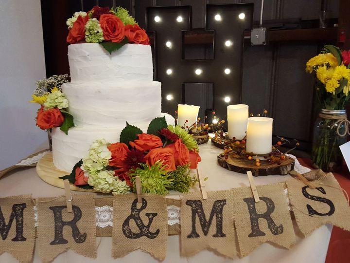 Tmx 1478110512762 Wedding 1 Katy, TX wedding cake