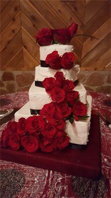 Tmx 1478110700635 Jonna Katy, TX wedding cake