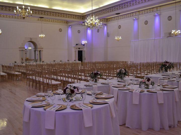 Tmx Wedding Set Up Melody Ballroom 2 51 79936 158336277488944 Portland, OR wedding venue