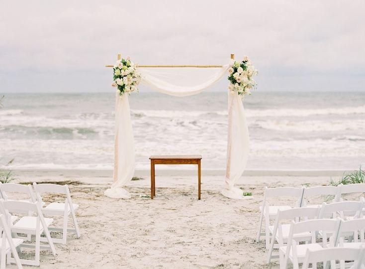 Beachfront Ceremonay