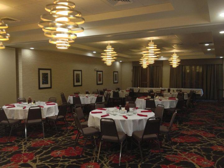 Hilton Garden Inn Preston Casino Area Venue Preston Ct Weddingwire