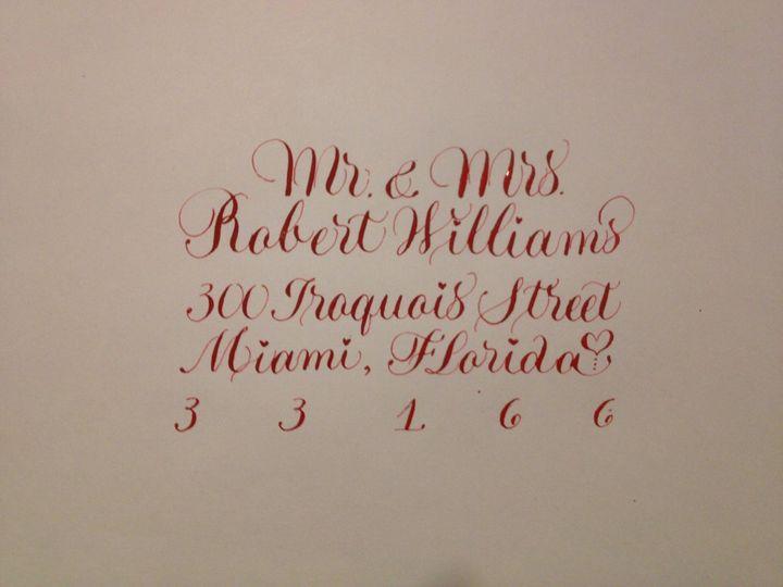 Tmx 1360953673005 Photo5 Miami wedding invitation
