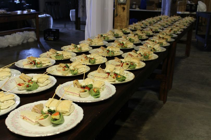 Plated service