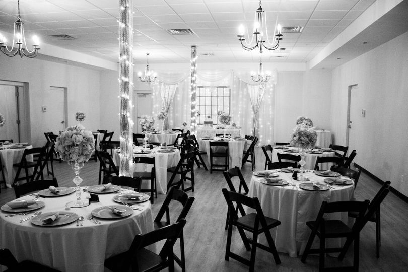 The Polk Commons Ballroom