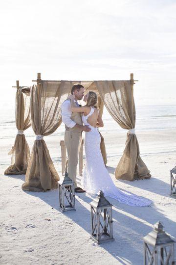 print valerie aaron beach djamel wedding photograp