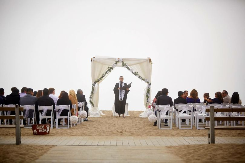 Performing a ceremony - Photo by Owen Captures