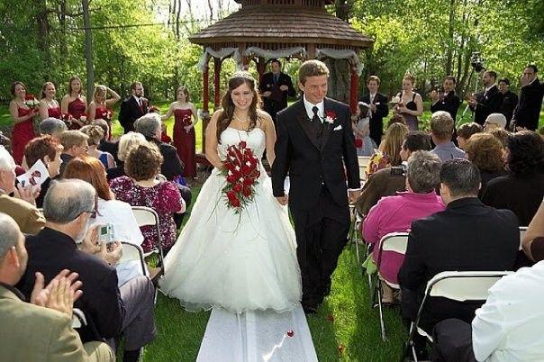 Tmx 1512144382885 Outside Ceremony Lake Orion, MI wedding venue