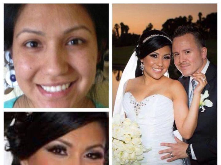 Tmx 1517292957 89fba57e2fbcacc2 1517292956 Aacf333f5f6c9225 1517292953044 4 4E8F4C78 6818 4921 Irvine, CA wedding beauty