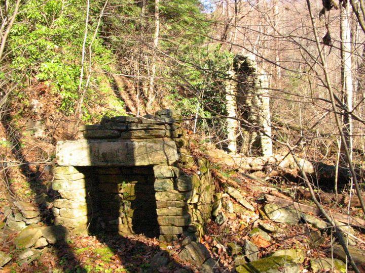 Old Stone Chimneys Wedding Site